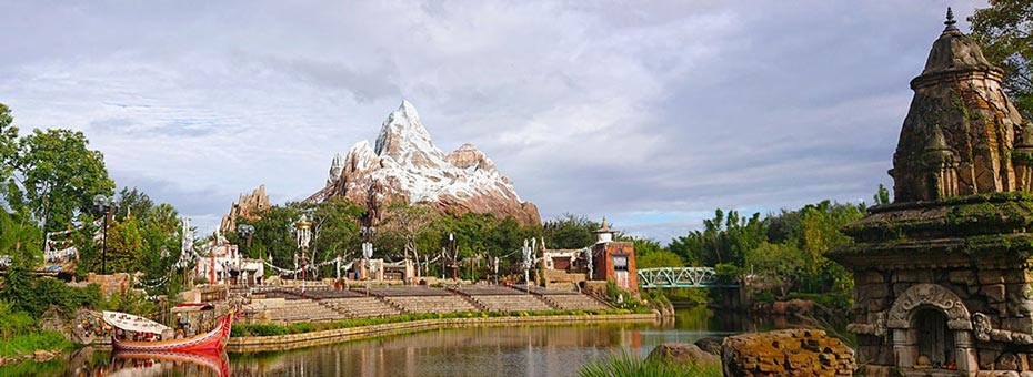 Expedition Everest - Legend of the Forbidden Mountain at Disney's Animal Kingdom