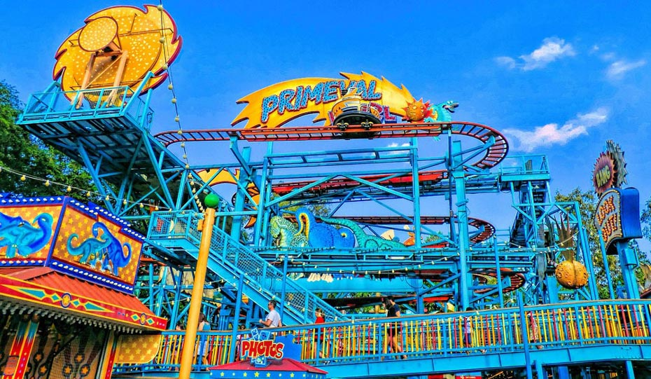 Primeval Whirl in Disney's Animal Kingdom