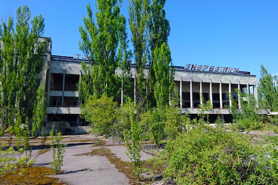 Chernobyl – Visiting the Nuclear Exclusion Zone