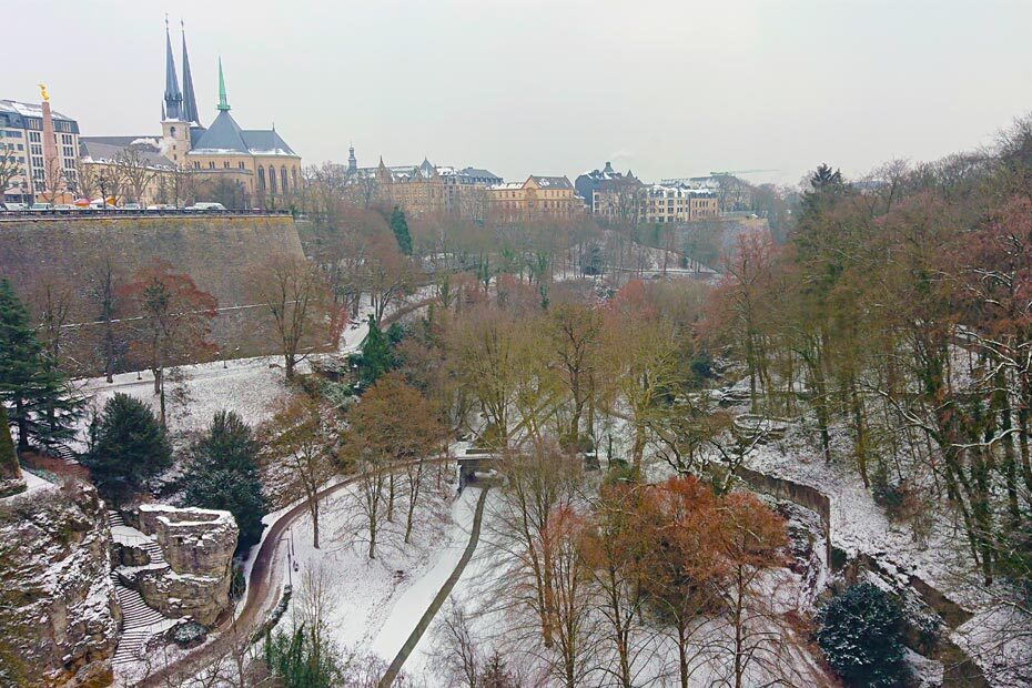 Luxembourg – The Perfect Place for a Weekend Break